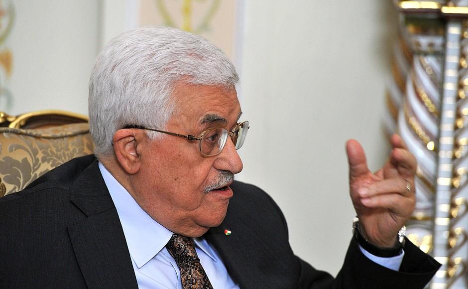 El negacionismo del Holocausto de Mahmoud Abbás.