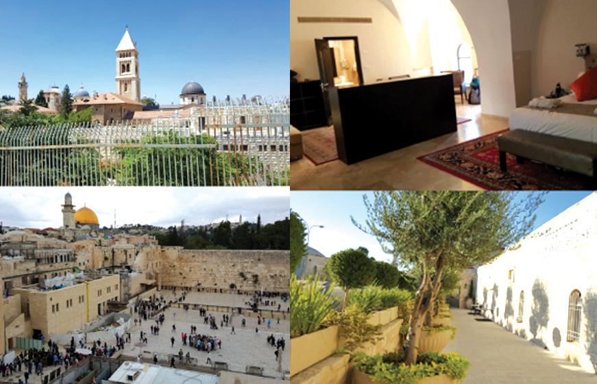 """Interesante paseo por """"Harova Hayehudí"""" (El barrio judío) en Jerusalén"""