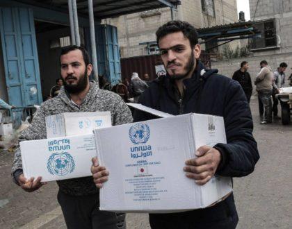 La ONU urge a paliar el recorte de Trump en la ayuda a los refugiados palestinos