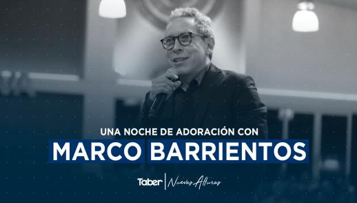 Una noche de Adoración con Marco Barrientos