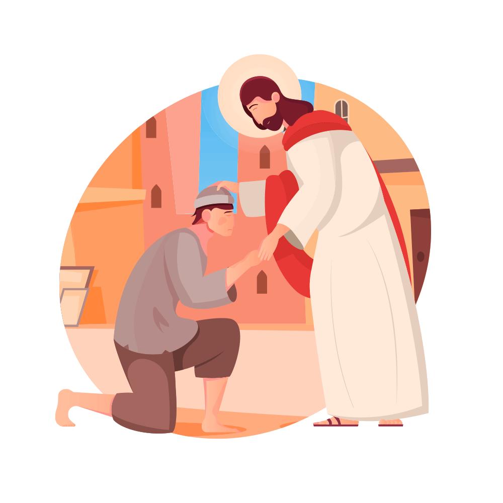 JESUS EL BUEN MAESTRO