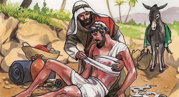 ¿Quién es el samaritano?